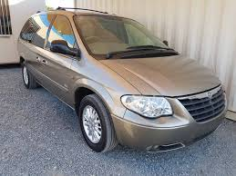 automatic 7 seat people mover chrysler grand voyager 2006 for sale