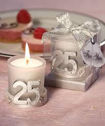 25 wedding favors ideas on 25th wedding anniversary decorations 25th anniversary wedding