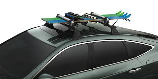 Install Honda Odyssey Roof Rack by Genuine Honda Crosstour Accessories Factory Honda Accessories