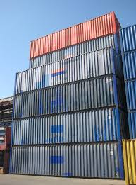 40ft high cube pallet wide shipping container used products