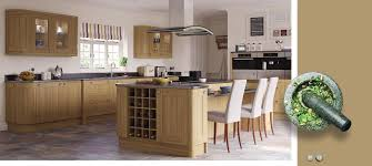 The Kitchen Collection Uk The On Trend Kitchen Collection Richmond Oak