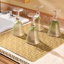 kitchen drying mat jeri s organizing decluttering news reader question dish racks