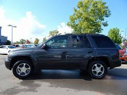 2007 chevrolet trailblazer ls charlotte north carolina area