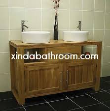 Best Wood Bathroom Vanity Images On Pinterest Wood Vanity - Solid wood bathroom vanity uk
