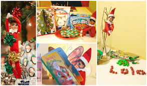 20 quick and easy elf on the shelf ideas for busy moms the