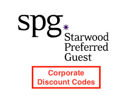 si e auto cdiscount starwood spg corporate codes set discount codes