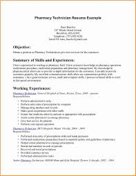 9 good pharmacist resume examples invoice template download