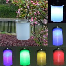 solar downlights outdoor outside solar lights ebay 16 led solar