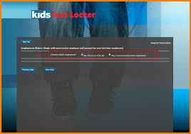 9 kidsfootlocker jobs application agile resume