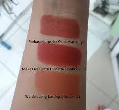 Lipstick Makeover Hi Matte strawberry mei 2016