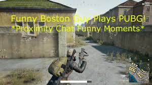 pubg voice chat not working pubg voice chat is hilarious youtube