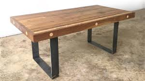 diy bowling alley coffee table modern builds ep 35 youtube