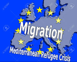 The Map Of Europe by Migration To Europe Refugee Crisis In The Mediterranean The Map