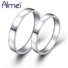 popular cheap gold rings for men buy cheap cheap gold almei 30 2 pcs cheap rings silver color jewelry mens