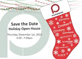 save the date for our 2016 open house parsons