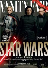 Movie Star Vanity Vanity Fair Releases Four New Star Wars The Last Jedi Covers