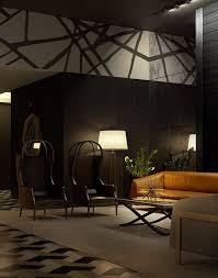 cr馥r un post it sur le bureau 29 best modern condo lobby images on interiors
