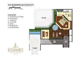 1 bedroom jacuzzi suite kanishka villas