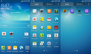 download and install samsung touchwiz launcher any android