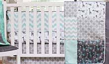 gender neutral baby bedding crib bedding sets for boys or girls
