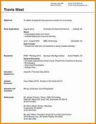 Mover Resume Examples by Ms Word Resume Templates Tweet These Resumes 89 Best Yet Free