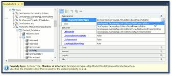 xtragrid layout view view items expressapp framework xaf expressapp framework