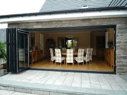 Wooden Bifold Patio Doors Outside Garden Doors U2013 Exhort Me