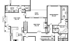five bedroom home plans five bedroom home plans luxamcc org