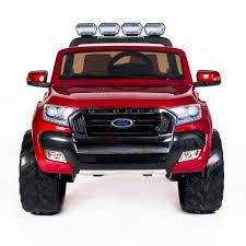 kids red jeep buy ford electric cars for kids licensed ford ranger wildtrak