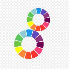 Color Wheel Scheme Color Wheel Color Scheme Complementary Colors Colored Circles
