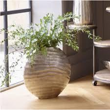 libra sandwave silver metal moon vase home u0026 travel from the