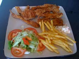 southern fried chicken strips bbc good food