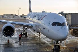 Air France Comfort Seats Onboard Air France U0027s New Dreamliner Revamped Premium Economy And