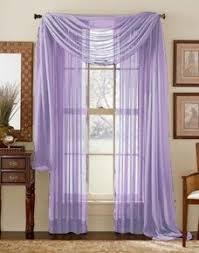 Purple Sheer Curtains Sheer Purple Curtains Home Design Ideas And Pictures