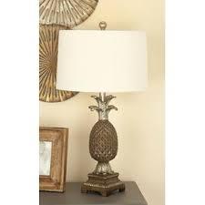 Pineapple Buffet Lamp by Yellow Pineapple Lamp Wayfair