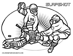 hockey coloring pages 100 images hockey logo coloring pages