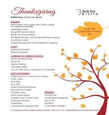 thanksgiving thanksgiving menu southern ideas traditional