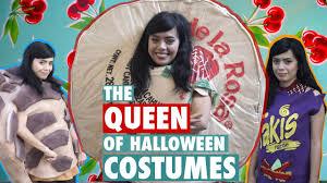 Costumes Halloween Sydney Presley Queen Halloween Costumes Mitú
