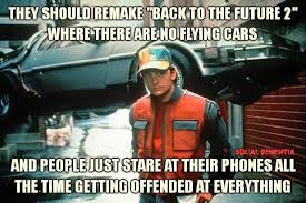 Back To The Future Meme - back to the future 2 imgur