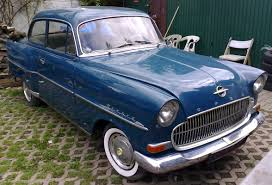 opel olympia 1952 opel olympia information and photos momentcar