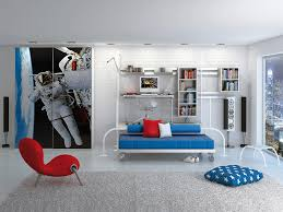 Kids Space Room by Poster Print Kids Rooms