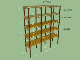 Free Wooden Shelf Bracket Plans by Maybe Add A Cross Brace To Prevent Racking Solving Never Enough