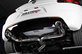 volkswagen scirocco r turbo volkswagen scirocco r 2009 to 2016 performance exhaust systems