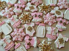 baby it s cold outside baby shower baby shower cookies s creative cookies winter