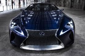 lexus lfa 2019 lexus lf lc blue concept pictures lexus lf lc blue concept front