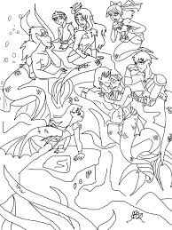 download coloring pages under the sea coloring pages under the