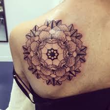 mandala tattoo u0027s beautiful custom mandala