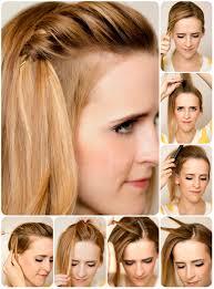 Einfache Elegante Frisuren F Lange Haare by 4 Beste Einfache Und Modische Frisuren Ideen Für Feste Im Herbst