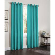 Curtains With Turquoise Wonderful Curtains With Turquoise Inspiration With Black And