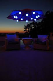 patio umbrella with solar led lights outstanding lighted umbrella for patio including lighting stunning